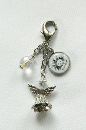 Přívěsek s andílkem splněných přání