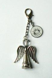Ochranný anděl na kabelku či klíče